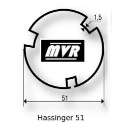 Bagues moteur Somfy LS40 - Hassinger 51