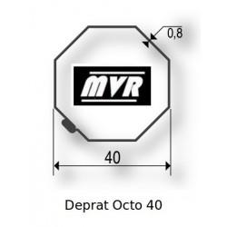 Bagues moteur Somfy LS40 - Deprat Octo 40