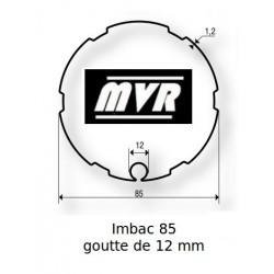 Bagues moteur Somfy LT50 - Imbac 85-12