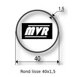 Bagues moteur Somfy LS40 - Rond lisse 40x1,5