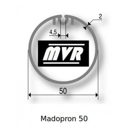 Bagues moteur Somfy LS40 - Madopron 50